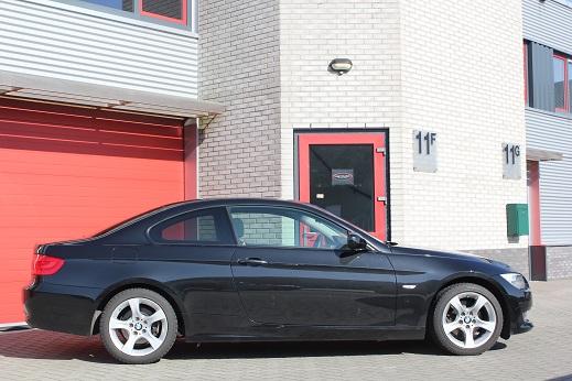 Rijervaring Chiptuning BMW 320d 163 PK Zijkant