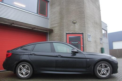 Rijervaring Chiptuning BMW 320d GT 190 PK Zijkant