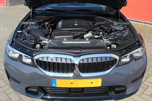 Rijervaring Chiptuning BMW 318d G20-G21 150 PK Voorkant