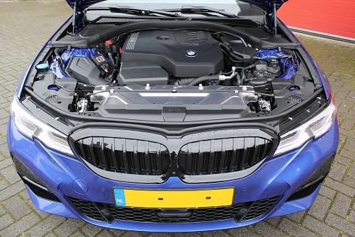 Rijervaring Chiptuning BMW 330i G20 258 PK 400 NM Voorkant