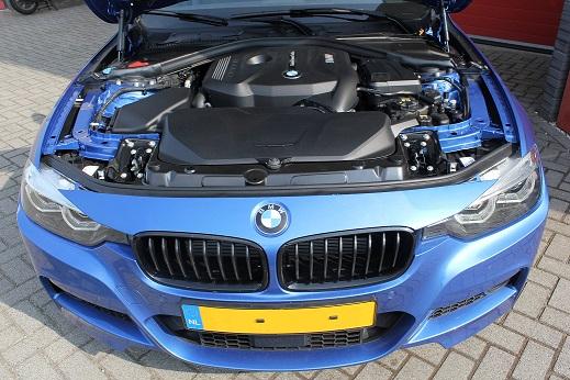 Rijervaring Chiptuning BMW 330i 252 PK B48 motor Voorkant