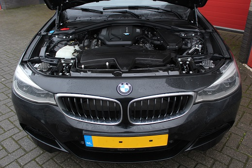 Rijervaring Chiptuning BMW 320d GT 190 PK Voorkant