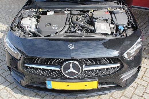 Rijervaring Chiptuning Mercedes A180 CGI 136 PK Voorkant