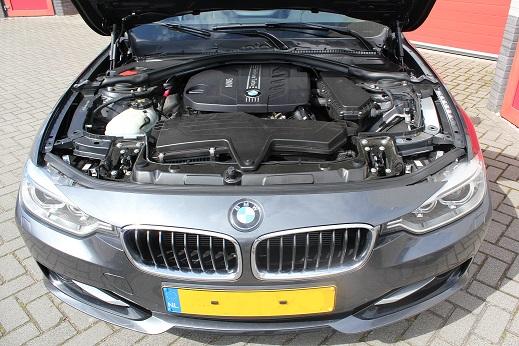 Rijervaring Chiptuning BMW 318d 143 PK Voorkant