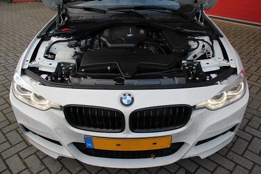 Rijervaring Chiptuning BMW 318d 150 PK Voorkant