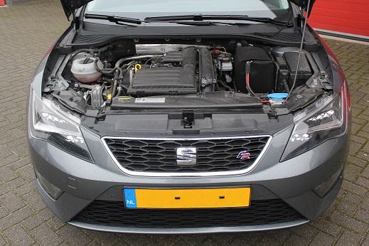 Rijervaring Chiptuning Seat Leon 1.4 TSI 125 PK Voorkant