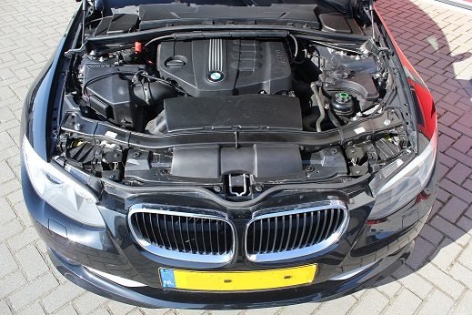 Rijervaring Chiptuning BMW 320d 163 PK Voorkant