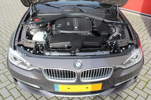 Rijervaring Chiptuning BMW 320d 184 PK Voorkant