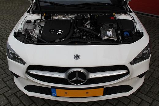 Rijervaring Chiptuning Mercedes CLA 200 CGI 163 PK Voorkant