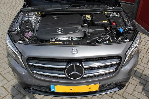 Rijervaring Chiptuning Mercedes GLA 180 CGi 122 PK Voorkant