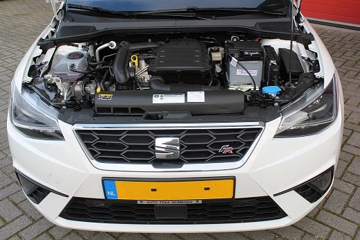 Rijervaring Chiptuning Seat Ibiza 1.0 TSI 95 PK 160 NM Voorkant