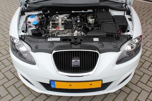Rijervaring Chiptuning Seat Leon 1.2 TSI 105 PK Voorkant