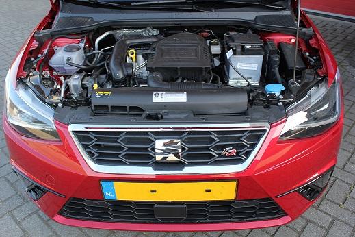 Rijervaring Chiptuning Seat Ibiza 1.0 TSI 115 PK Voorkant