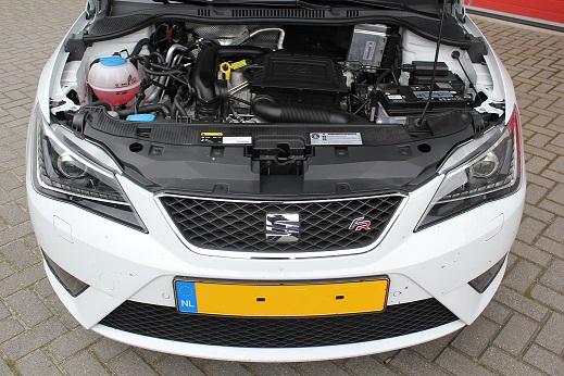 Rijervaring Chiptuning Seat Ibiza 1.0 TSI 110 PK Voorkant