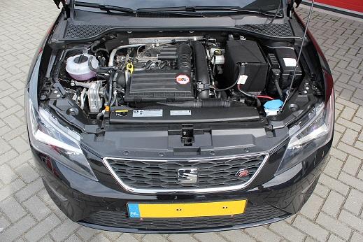 Rijervaring Chiptuning Seat Leon 1.4 TSI 140 PK Voorkant
