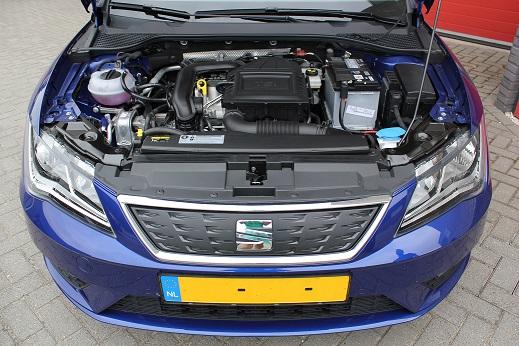 Rijervaring Chiptuning Nieuwe Seat Leon 1.0 TSI 115 PK Voorkant