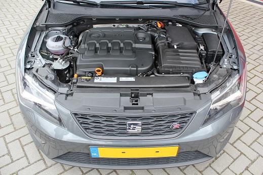 Rijervaring Chiptuning Seat Leon 2.0 TDI 150 PK Voorkant