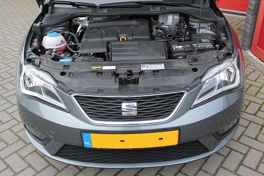 Rijervaring Chiptuning Seat Ibiza 1.4 TDi Bluemotion 90 PK Voorkant
