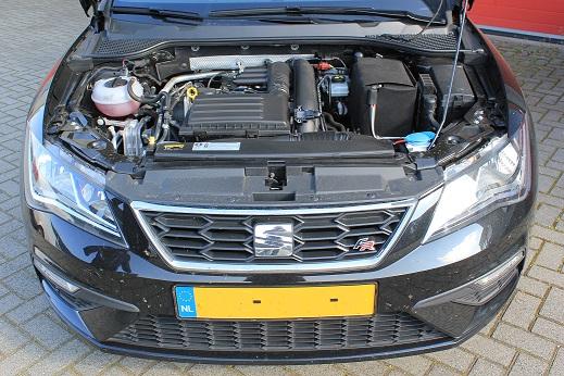 Rijervaring Chiptuning Seat Leon 1.4 TSI 150 PK Voorkant