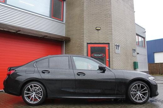 Rijervaring Chiptuning BMW 320d G20-G21 190 PK Zijkant