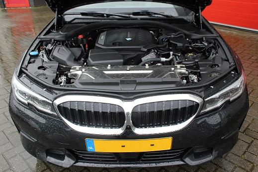 Rijervaring Chiptuning BMW 320d G20-G21 190 PK Voorkant