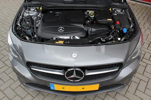 Rijervaring Chiptuning Mercedes CLA 200 CGI 156 PK Voorkant