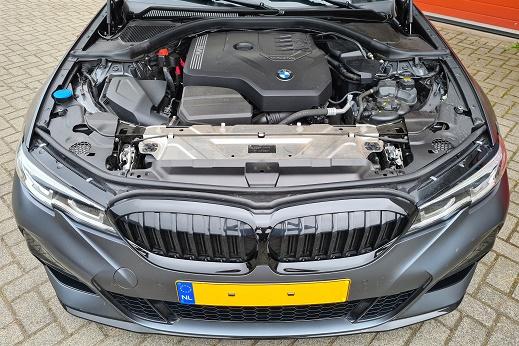 Rijervaring Chiptuning BMW 330i G21 258 PK 400 NM Voorkant