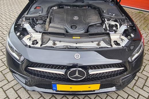 Rijervaring Chiptuning Mercedes CLS 450 367 PK Voorkant